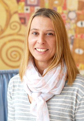 Monika Rhode, medizinische Fachangestellte